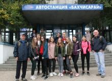 Увлекательный поход в пещерный город Тепе-Кермен
