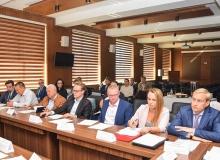 Cовместное заседание Администрации города Евпатории и АНО «Цифровая Страна»