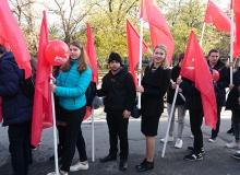 Память Великой Октябрьской социалистической революции