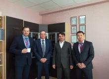 Просветительное мероприятие по финансово-банковской системе России (Представители Центрального банка Российской Федерации)