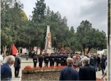Празднование 101-й годовщины ВЛКСМ и 78-Летия  со дня начала деятельности подпольной молодежной организации  «Молодая гвардия»